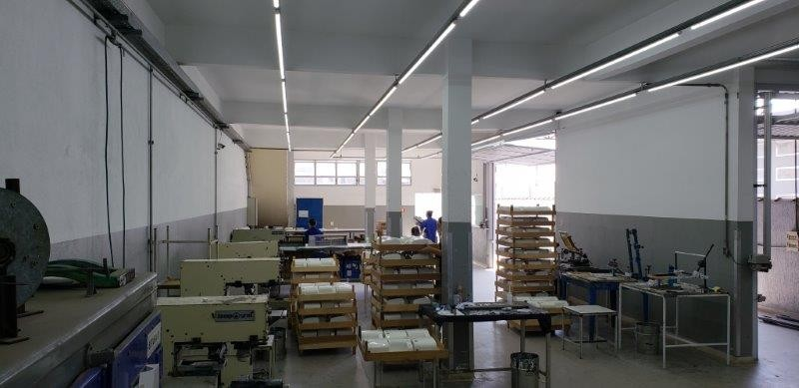 Empresa de pintura técnica