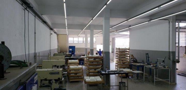 Empresas de pintura industrial